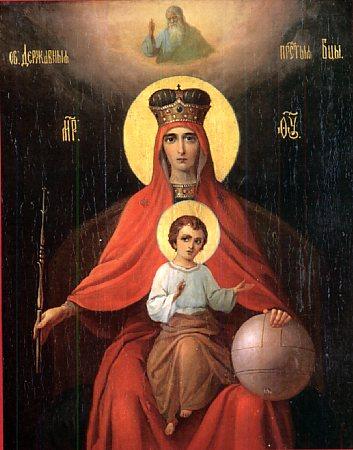 иконы пресвятой богородицы значение: